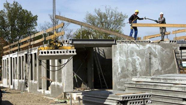 100.000 woningen mogen al gebouwd worden, maar het gebeurt niet