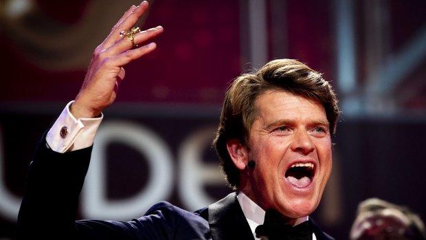 Beau Five Days Inside wint Gouden Televizier-Ring