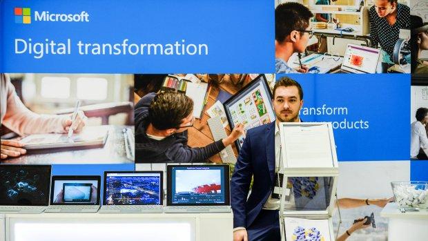 Microsoft opent kluis: 60.000 patenten vrij voor gebruik