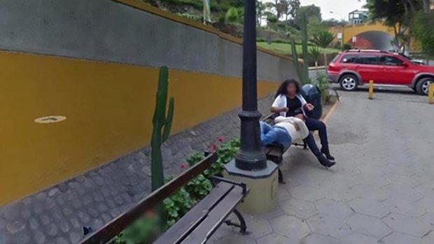 Man komt er via Google Street View achter dat zijn vrouw vreemdgaat