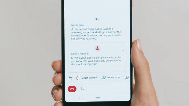 Commentaar: Google-telefonist aan de lijn? Ophangen!