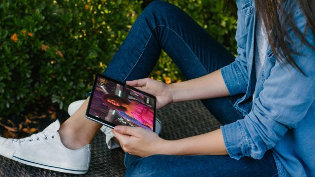 'Apple maakt series gratis voor mensen met iPhone of iPad'
