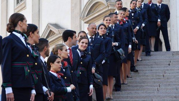 Italiaanse overheid wil met Chinezen Alitalia redden