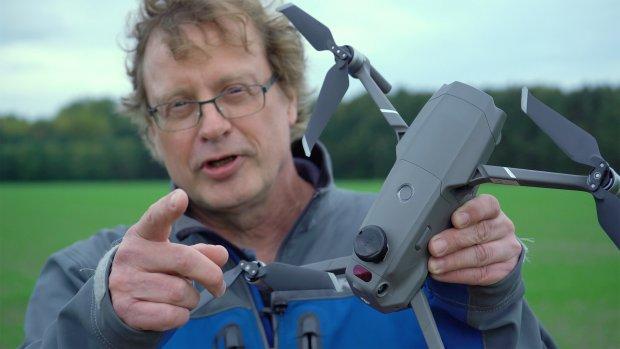 Getest: hoe goed vliegt de nieuwe drone van DJI?