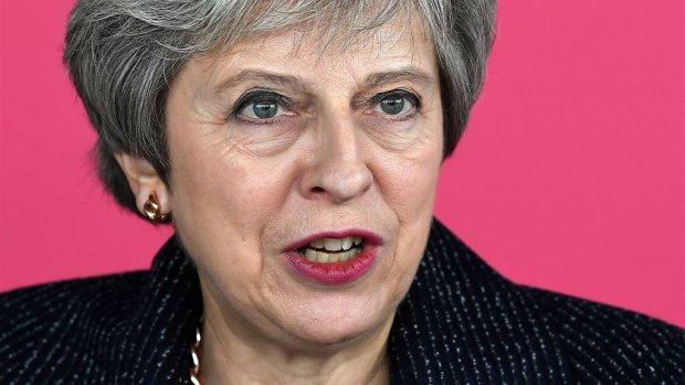 Brexit: May houdt waarschuwingsspeech over onderhandelingen