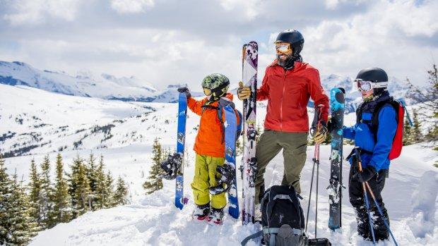 Wintersport in Canada: goede sneeuw, maar niet best voor milieu