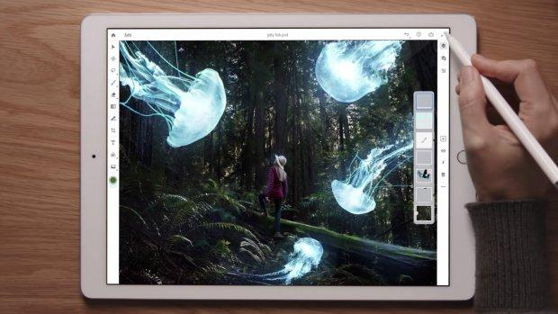 Adobe Photoshop komt eindelijk ook naar de iPad
