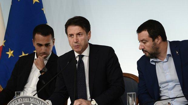 Italië koerst aan op botsing met EU om begroting