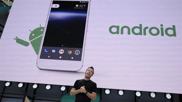 'Google vraagt fabrikanten tot 40 dollar per telefoon'