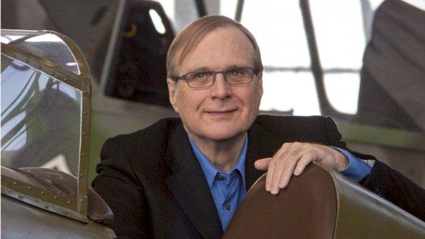 Microsoft-medeoprichter Paul Allen (65) overleden