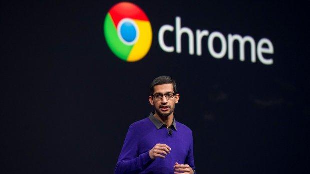 Chrome weert alle reclames op sites na overtreding regels