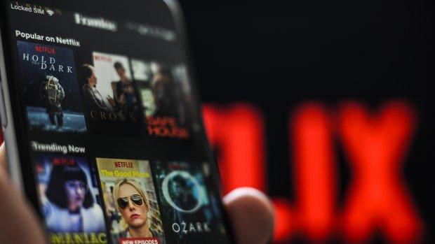 Streaming video haalt traditionele tv voor het eerst in