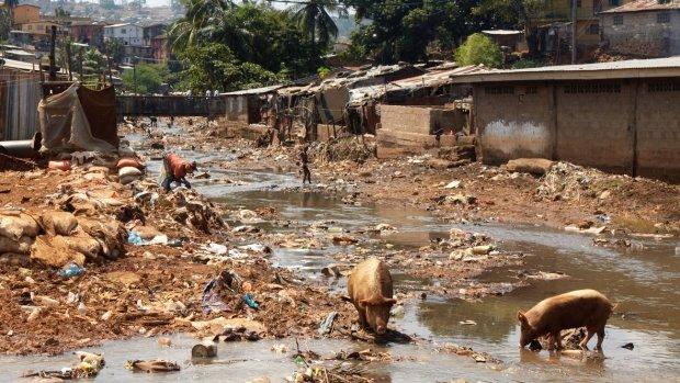 Bijna helft wereldbevolking leeft van minder dan 5,50 dollar per dag