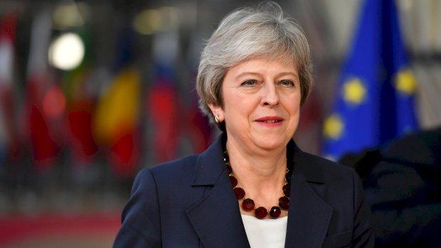 Nog geen motie van wantrouwen tegen Theresa May