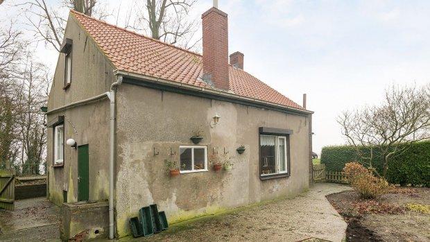 Dit is het goedkoopste woonhuis van Nederland