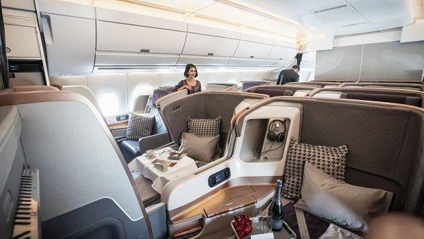 Langste vlucht kost 9 badkuipen vol kerosine per passagier