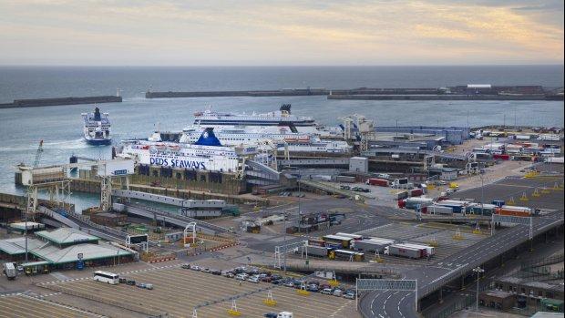 'Transportsector wacht catastrofe bij harde brexit'
