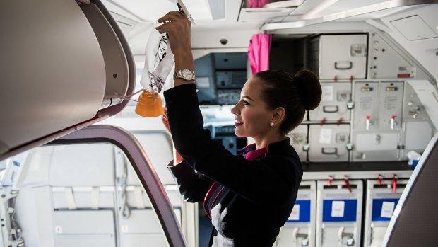 Wifi in het vliegtuig? We zijn er nog niet echt voor te porren