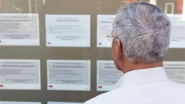 'Vooral leeftijdsdiscriminatie komt vaak voor bij sollicitaties'
