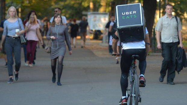 Uber zoekt nieuwe groeimarkt, start uitzendbureau