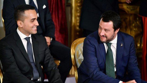Europese Commissie eist nieuwe begroting van Italië