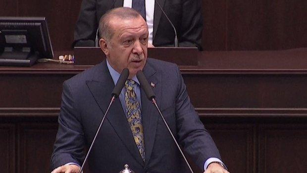 Erdogan: moord op journalist Khashoggi was gepland