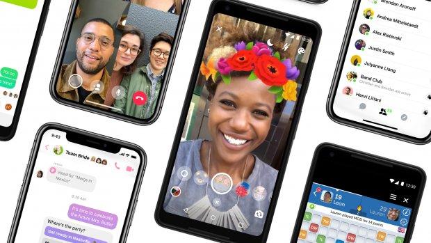 Facebook maakt nieuwe Messenger simpeler
