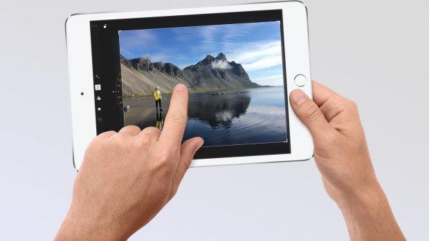 'iPad Mini 5 en AirPower over enkele maanden te koop'