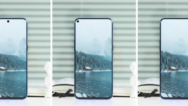 'Nieuw Samsung-toestel krijgt gaatje in plaats van notch'