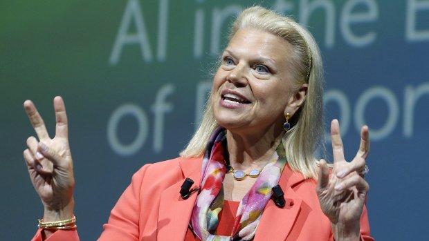 IBM wil cloud bestormen door overname van 34,4 miljard