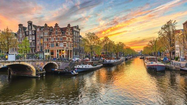 Amsterdam voor weinig