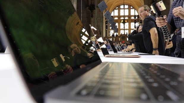 'Apple wil iOS- en Mac-apps samenvoegen'