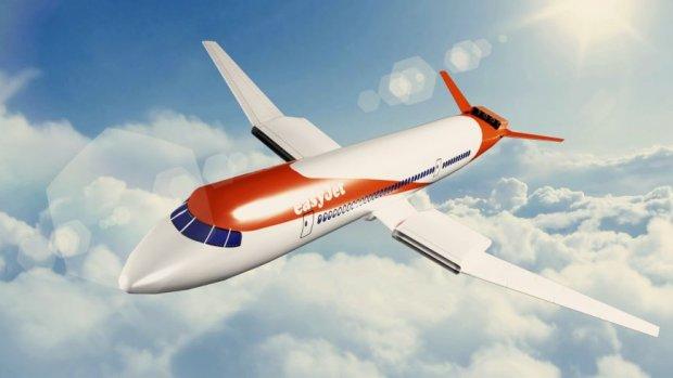 Easyjet werkt aan elektrisch vliegtuig voor Amsterdam-Londen