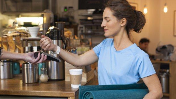 Betalen met Garmin-smartwatches in Nederlandse winkels