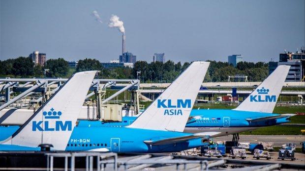 Bonden trekken 'onverwacht' stekker uit cao-overleg met KLM