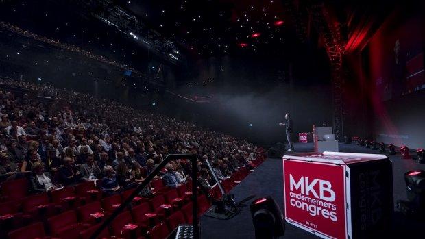 Kijk terug: MKB Ondernemerscongres met Joop van den Ende, Ilja Gort, e.v.a.