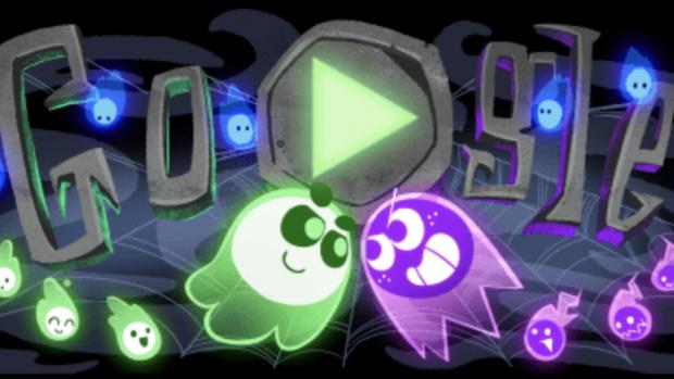 Deze Halloween-game van Google speel je tegen anderen