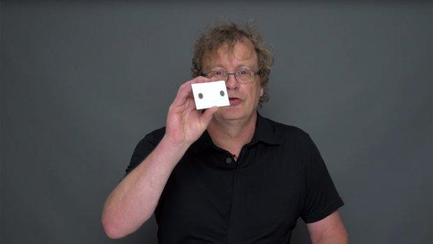 Met deze gadget maak je zelf een hartfilmpje