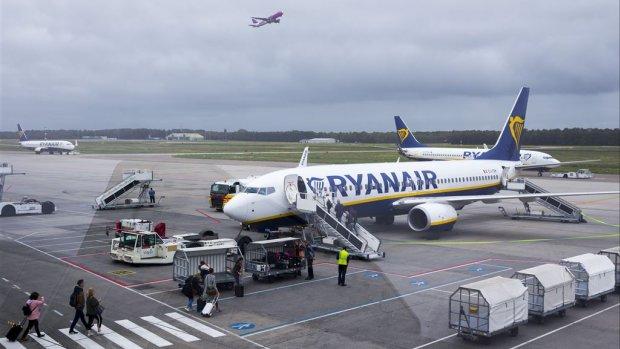 Ryanair haalt bakzeil: mag piloten niet overplaatsen