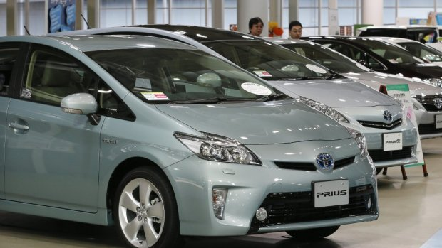 Toyota roept in Nederland 60.000 auto's terug vanwege problemen airbag