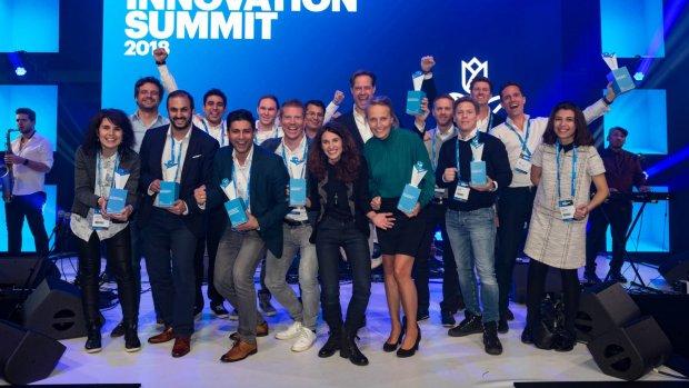 Dit zijn de winnaars van de Accenture Innovation Awards
