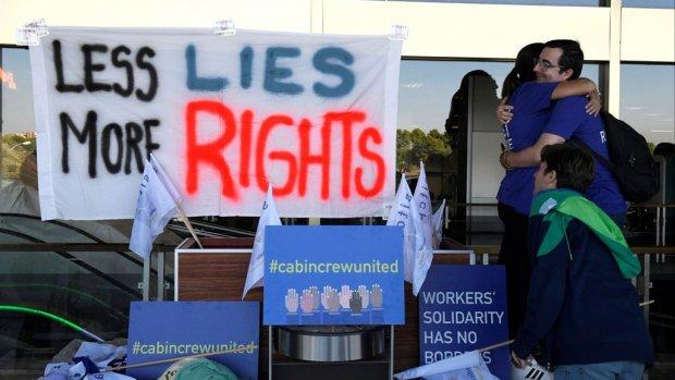 Ryanair heeft lak aan de rechter: wil 16 piloten toch ontslaan