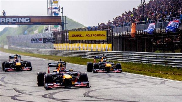 Formule 1 in Zandvoort: wel enthousiasme, maar geen financiële steun