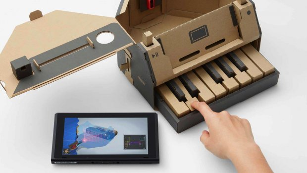 Bright Stuff: Nintendo Labo