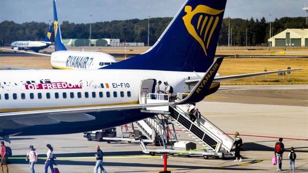 Ryanairpiloot: 'Vlieg voorlopig maar met Transavia'