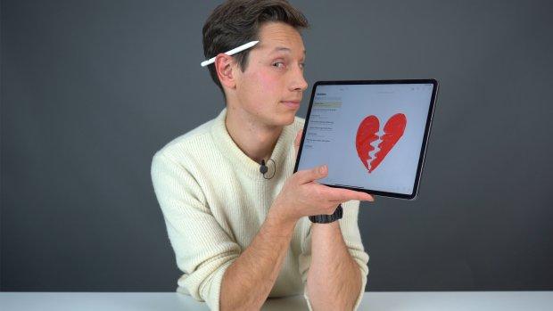 Kan de nieuwe iPad Pro je laptop vervangen?