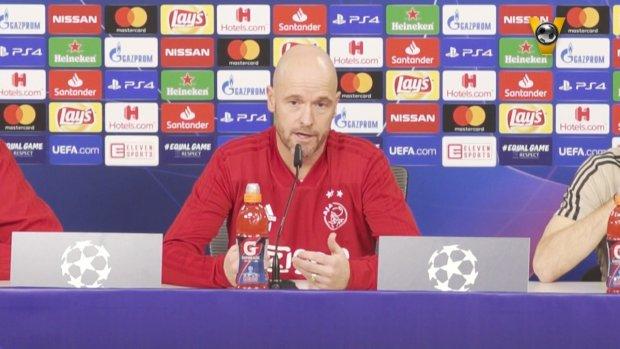 'Succes in Champions League moet Ajax weer hoop geven'