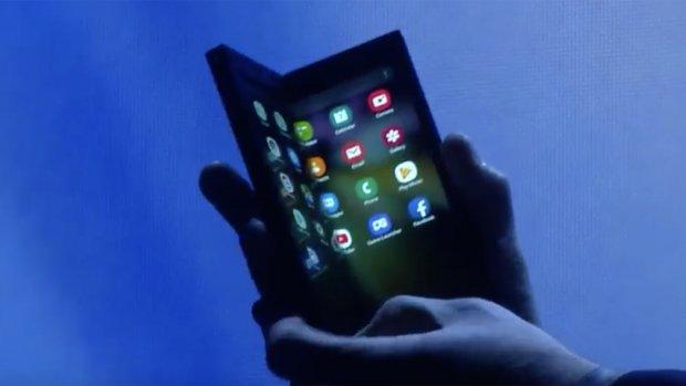 Samsung maakt ruim miljoen opvouwbare smartphones