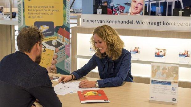 KvK stopt met massaal doorverkopen telefoonnummers zzp'ers