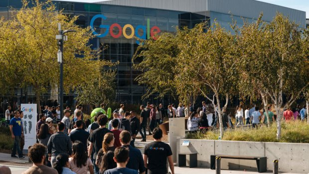 Google-topman maakt excuses voor aanpak seksuele intimidatie